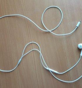 IPhone наушники