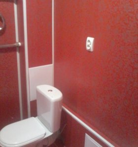 Ремонт ванной комнаты панелями. Быстро и не дорого