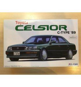 Сборная модель Celsior Type C `89
