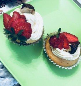 Вкуснейшие домашние десерты на заказ!