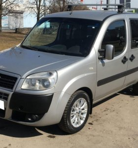 Fiat Doblo, I Рестайлинг 1.4 MT (77 л.с.)