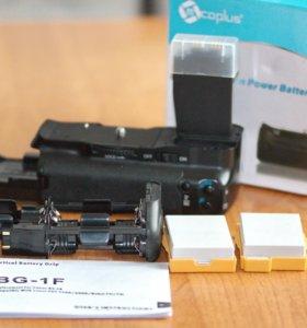 Батарейный блок BG-1F(аналог Canon BG-E8)
