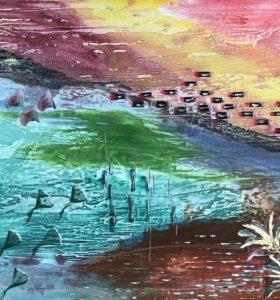 Картина « Океан»