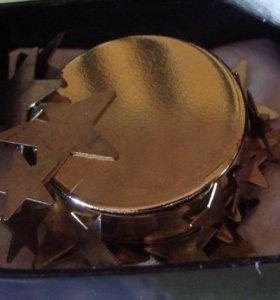Конфетти-украшения для стола