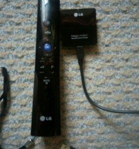 Пульт LG д.у. комплект. для smart tv.