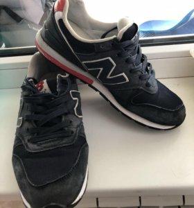 Качественные кроссовки New Balans
