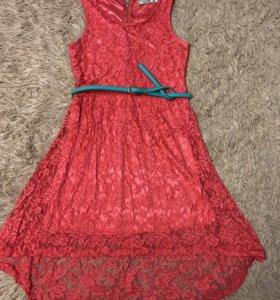 Кружевное платье (р-р 44)