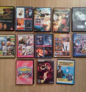 Фильмы DVD