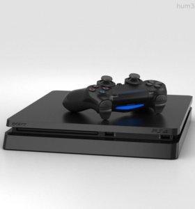 Аренда PS4 Slim
