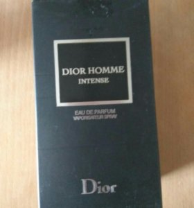 Новый мужской парфюм