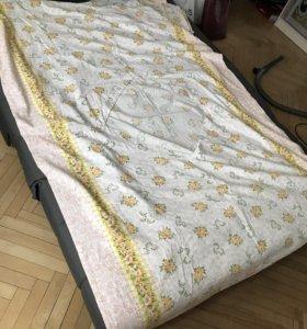 постельное белье 1,5-спальное