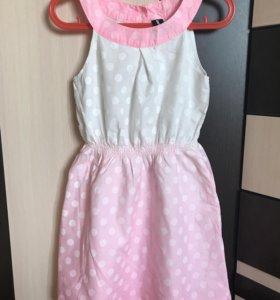 Платье для девочки 134