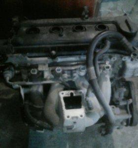 Двигатель ниссан марч CG10DE