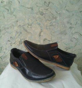 Легкие туфли 37 размера