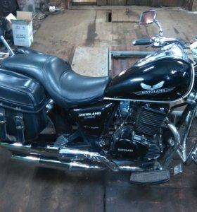 Дорожный мотоцикл MotoLand