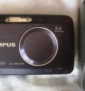 Продам фотоаппарат Olympus Mju Digital 500
