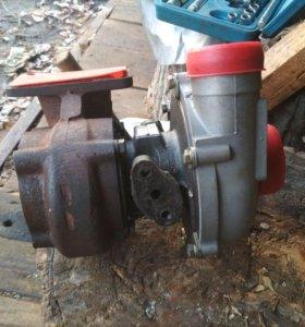 Турбина двигатель д240