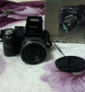 Фото-видео-аппарат Fujifilm finepix s 4200