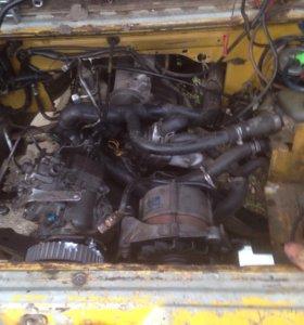 Двигатель 1,6 дизель
