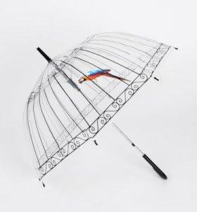 зонт райская птица