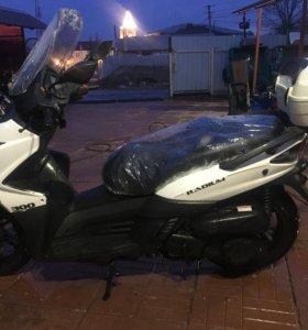 скутер Radium300i