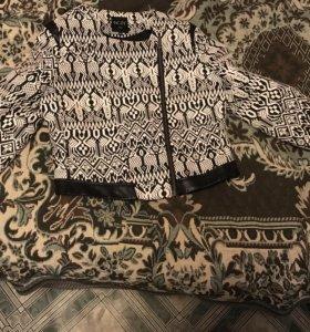 Укорочённая курточка новая incity