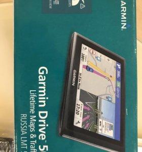 Новый навигатор Garmin