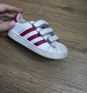 Детские кроссовки adidas оригинал 24
