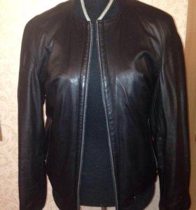 Мужская куртка из качественной ЭКО кожи