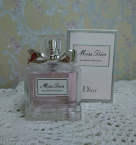Туалетная вода Miss Dior Blooming Bouquet 50 мл