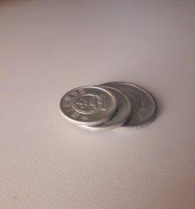 Монеты КНР