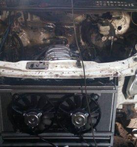 Toyota моторы на Газель с МКПП Getrag, ZF
