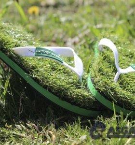 Травотапки Asgard White, тапки из травы,