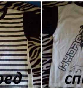 футболки и рубашки