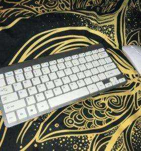 Клавиатура и мышка беспроводные