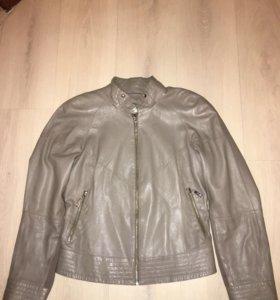 Куртка кожаная Toto 44 размер