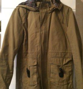 Куртка (весна)на подростка