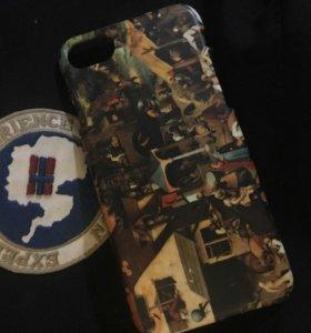 Чехол с картиной Брейгель на iPhone 7