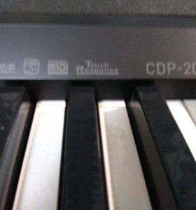 Пианино Casio CDP-200R