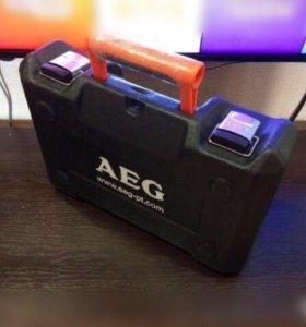 Шуруповёрт AEG SE (обновлено)