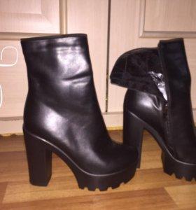 Новая обувь ,разные размеры