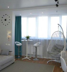 Квартира, студия, 34 м²