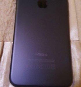 iPhone 7 32gb,Чехол аккамуляторный.