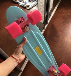 Скейтборд миникрузер пенни