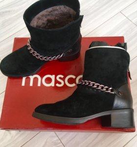 Mascotte 36 (37), зимние