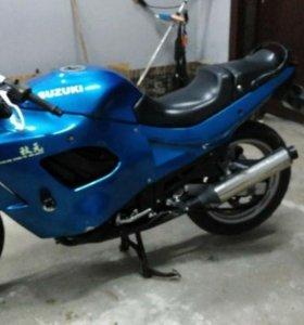 Сузуки gsx 400f