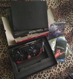 Видеокарта MSI Nvidia GeForce GTX 760 (2 GB)