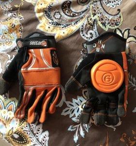 Перчатки для скейтеров или лонгбордистов