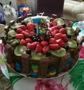 Тортик очень вкусный (цена за торт)