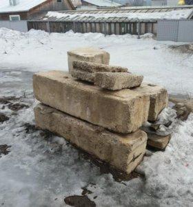 Блоки строительные ФБС 240×60×60